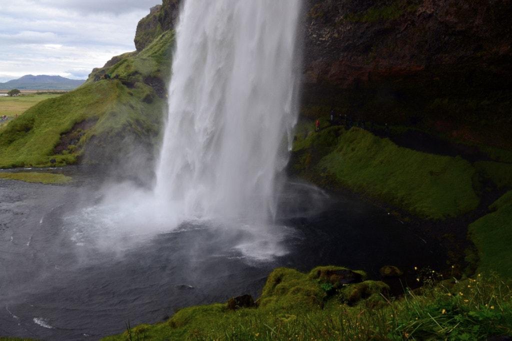 Seljalandsfoss - Islands schönster Wasserfall