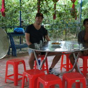 Tea Time in Vietnam