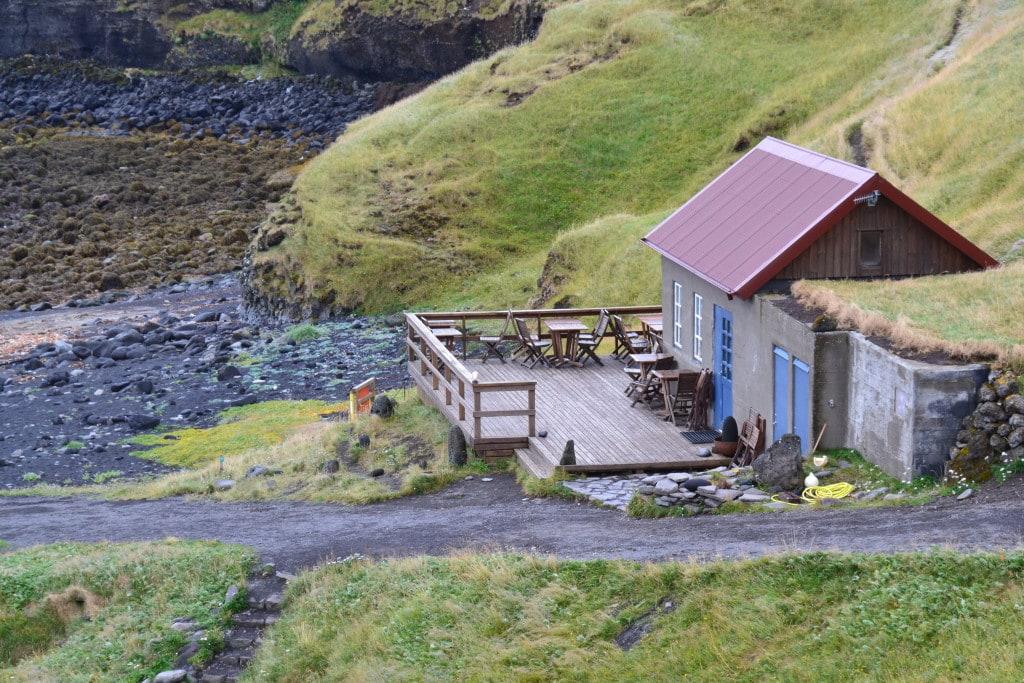 Café Fjöruhúsið