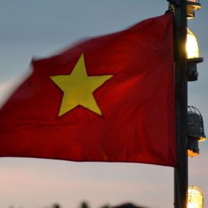 Cruisen am Mekong