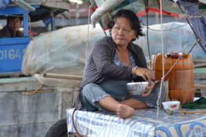 Leben mit dem Mekong