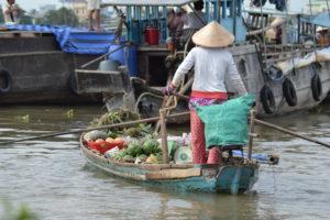 Floating Market von Cai Be