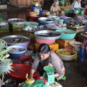 Markt am Festland