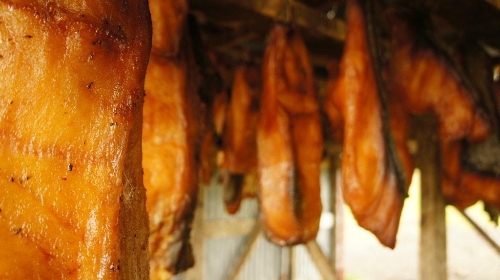 fermentierter Grönlandhai