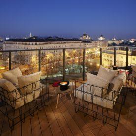Meine 5 Lieblingshotels in Wien