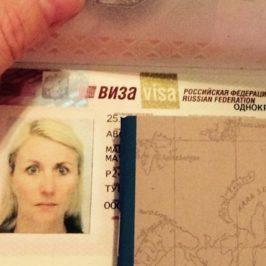 Schnell & einfach zum Visum für Russland