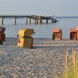 Ostsee: Ein Tag am Meer in Heiligenhafen