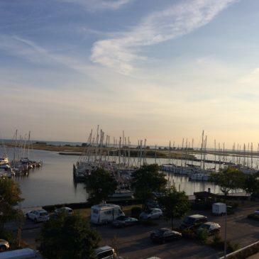 Hafenhofel Meereszeiten