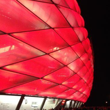 Schlechtwetterprogramm: Allianz Arena München