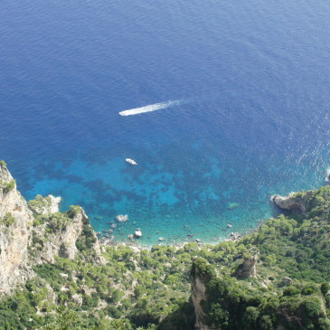 Ein Tag unter der Sonne von Capri