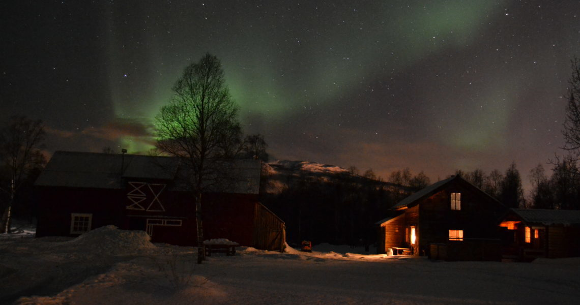 Tromsø – Silvester im Winterwonderland