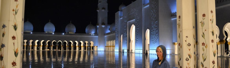 Abu Dhabi – ein Ministopover