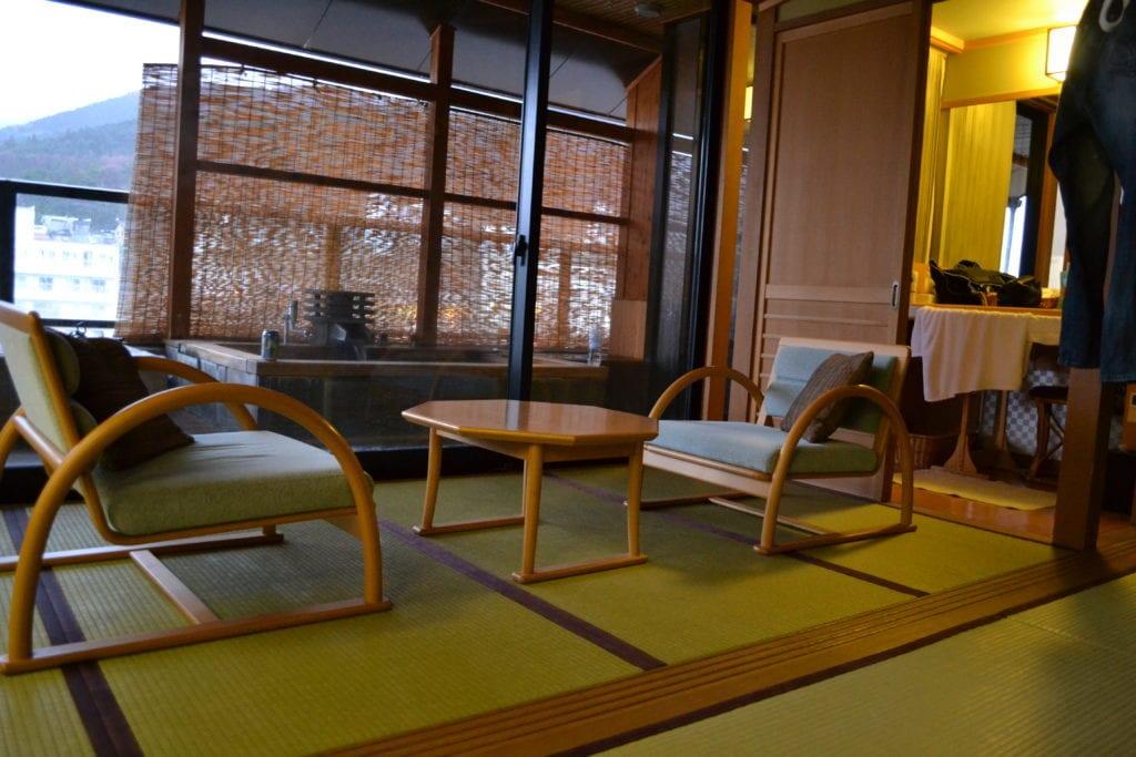 Japanisches zimmer hilton tokyo hotel japan u2013 for Japanische zimmer deko